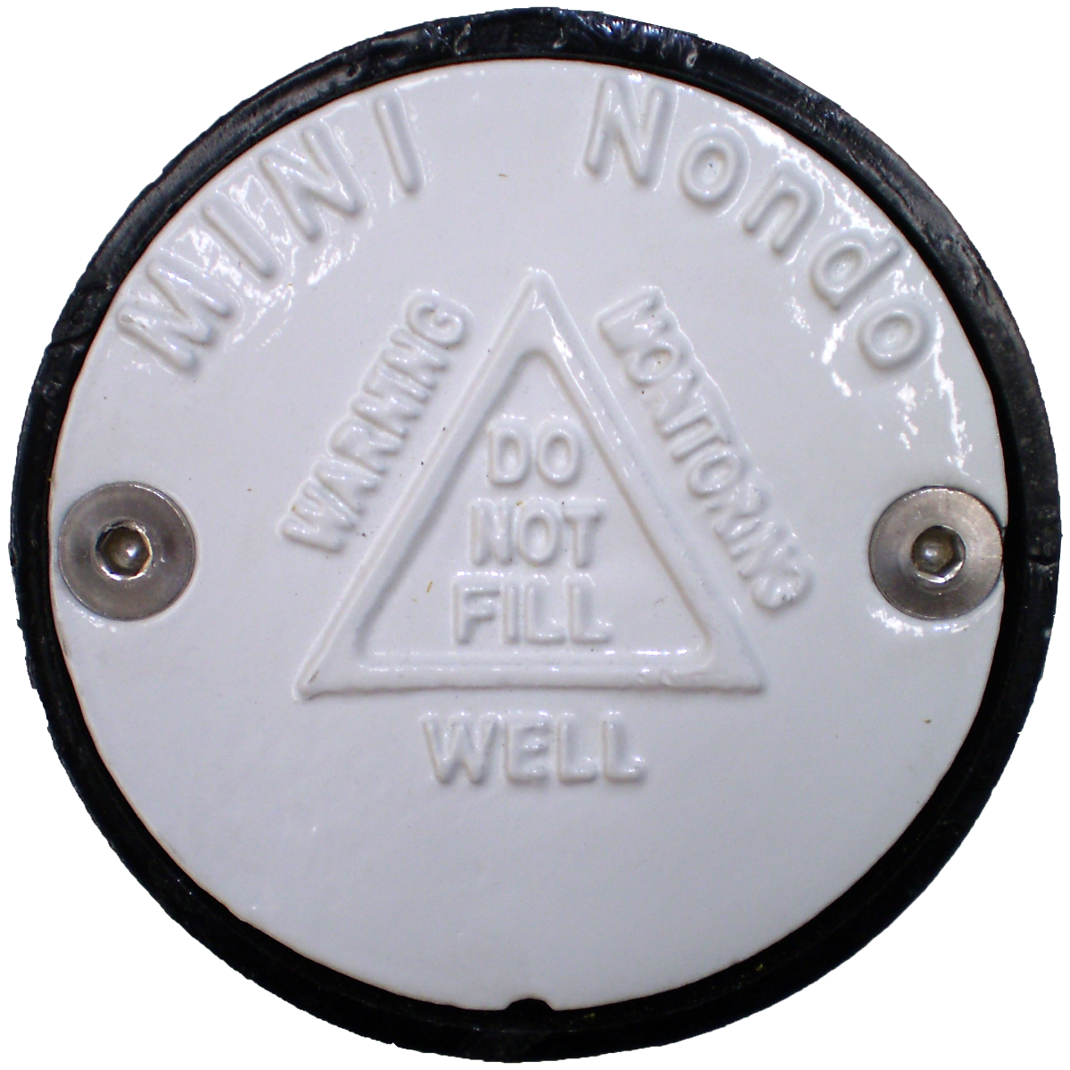 Mini Nondo 150 Flush Mounted Well Cover For Monitoring Wells and