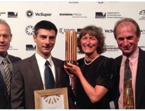 Fieldtech Solutions wins Sustainability Award