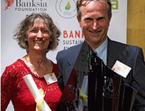 Fieldtech Solutions Wins Banksia Award