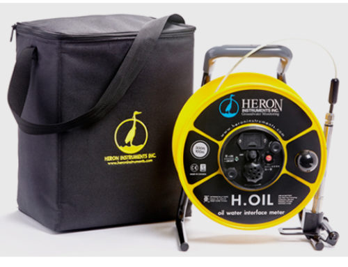 Heron H.OIL 30m Interface Meter in stock now…